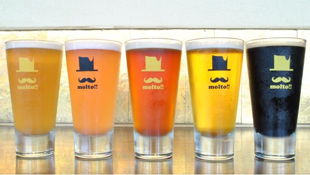 クラフトビール写真